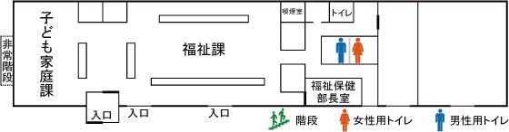 東庁舎1F